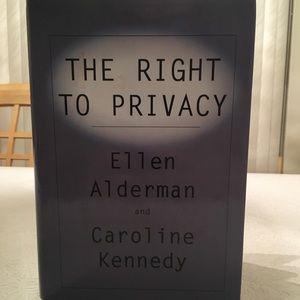 Accessories - 📚The Right To Privacy Book/Textbook📚